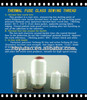 Wholesale thermal fuse class sewing thread
