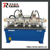 TR1625-4 3D woodworking cnc router