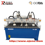TR1625-4 3D wood engraving cnc router