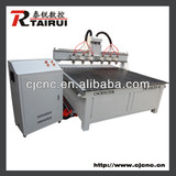 TR1820-2 3D wood engraving cnc router