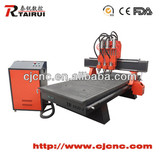 TR1325 pneumatic woodworking cnc router