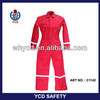 Safety cloth coverall