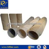 dust filter bag in steel industry