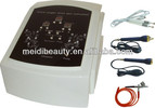 Ultrasonic active oxygen jet brighten skin beauty machine for facial care and eyes care (MD-D021)