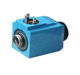 Wet hydraulic valve solenoid coil Vickers DC 12V 24V low price or electromagnet MFZ8-30YC; push pull solenoid coil