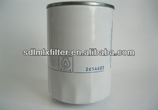 High Quality truck oil filter 2654403