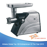Touch Switch Stainless Steel Meat Grinder