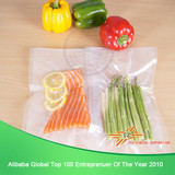 Vacuum sealed plastic bags