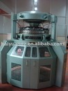 rib mesh jacquard circular knitting machine