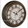 12 inch round classic antique clock