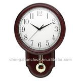 cheap decoration imported pendulum clock