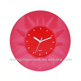 flower clock wall clocks wholesale clock home decoration