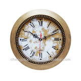 cheap shabby chic vintage wall clock