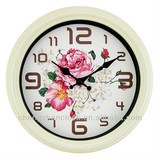 12 inch vintage clock themes