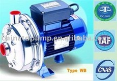 Stainless Steel Micro Water Centrifugal Pump