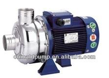 Type BK Semi-Open Impeller Stainless Steel Pump