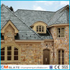 villa natural black roofing slate for building