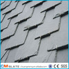villa natural black roof slate with 4 holes