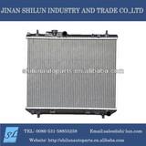 manufacturer of high performance aluminum radiator for sale