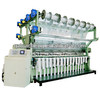 HCRD6-2 Piezo Jacquard Seamless Tights Warp Knitting Machine
