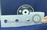 Customized RFID CD DVD Sticker Label
