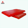 high manganese jaw plate jaw crusher plates