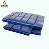 crusher spare parts jaw plates