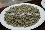 Yunnan high quality green coffee beans