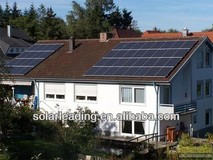 Grid tied solar system, 10KW solar system package