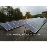 solar grid tied system, rooftop, 6KW solar panels home system