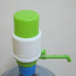 Manual water pump for 5 gallon bottled water