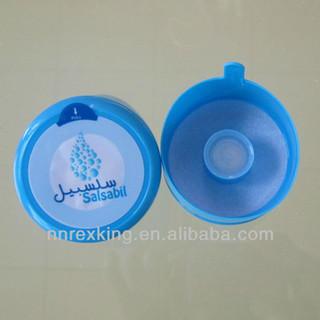 plastic water bottle cap with PE foam