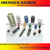 high quality heavy duty spring for auto suspension system