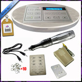 Round digital SIMPLICITY NEEDLE CARTRIDGES Permanent MakeUp Kit