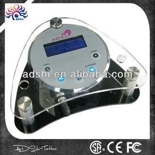 Acrylic Tattoo and Permanent makeup dual Power supply