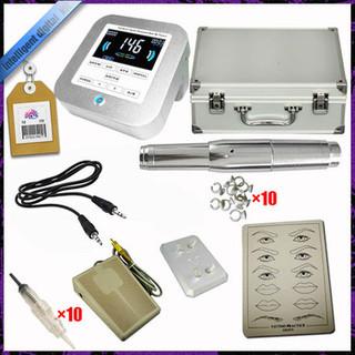High Quality Permanent Makeup Supply Kits Eyebrow Lip Tattoo Kits