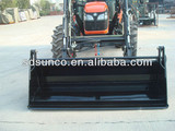 CE 4 in 1 Bucket Tractor Front Loader