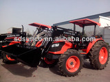CE 4 in 1 Tractor Front Loader Bucket for Kubota