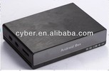 K36 Android TV BOX+Built-in HDD internet tv box android 4.2 RK3066 dual core smart tv box