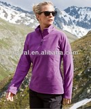 Wholesale 100% Polyester Hoodie Sweatshirts 1/4 Zipper Jacket Sweatshirt Without Hood from China Manufacturer