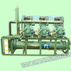 Water Cooled Bitzer Refrigerant Compressor Racks for Cold Room, Freezer Room, Blast Freezing Room Condensing Unit