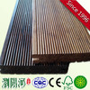 Outdoor bamboo flooring,2014 most popular, Strand woven carbonized bamboo flooringcheap ,eco friendly mildewproof composite deck