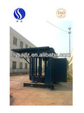 3T Shenzhou medium frequency induction furnace melting electric furnace for casting iron