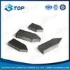 tungsten carbide welding tips; cemented carbide tips