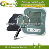 Hot Sell Wrist type digital automatic upper arm blood pressure monitor