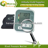 Hot Sell (CE,FDA approved) wrist watch blood pressure monitor