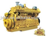 (500~720kW)8-Cylinder Marine