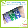 HOT! One inch snap silicone wristbands/ snap bracelets