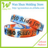 Hot sale cheap silicone bracelet promotional gift