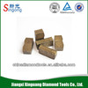 Fast cutting diamond granite marble stone cutting segment